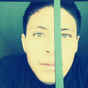 Miguel, 21, Lima, Peru