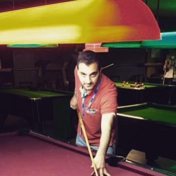 Hamza, 26, Coventry, United Kingdom