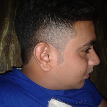 raju, 29, Lahore, Pakistan