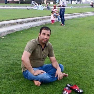 Hadi Hussain, 29, Amsterdam, Netherlands