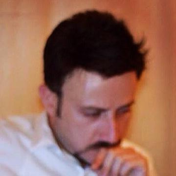 Ersin Yazici, 34, Istanbul, Turkey