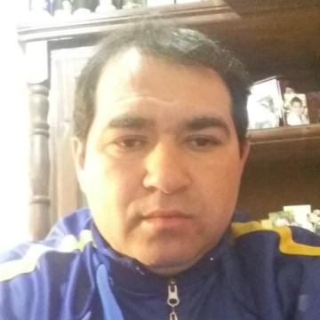 Antonio Oscar Rios, 39, Saladillo, Argentina