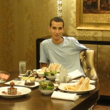 Abdou Fihri, 25, Casablanca, Morocco