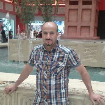 Imad Aldin Kourdi, 38, Dubai, United Arab Emirates