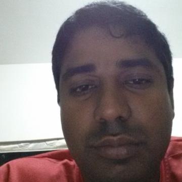 Faisalbabu Pang, 38, Abu Dhabi, United Arab Emirates