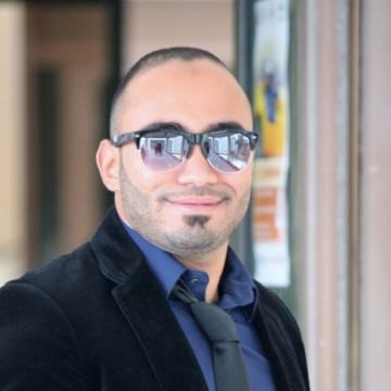 Hamdi Juma, 28, Doha, Qatar