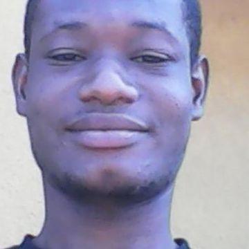 Kouyate Ibrahima, 27, Abidjan, Cote D'Ivoire