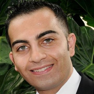 Omar Wahba, 37, Dubai, United Arab Emirates