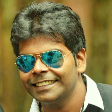 Arun Thulasidharan, 33, Chennai, India
