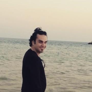 Ibrahim, 37, Damman, Saudi Arabia