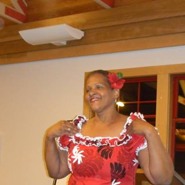 Hula-rae, 60, Fremont, United States
