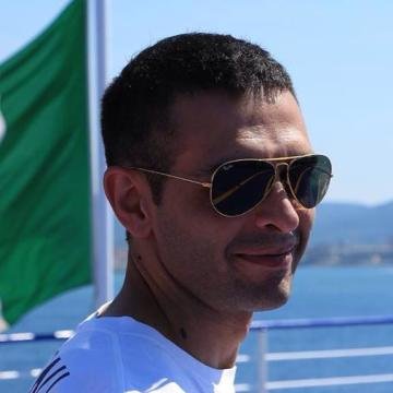 Federico Neri, 37, Cannigione, Italy