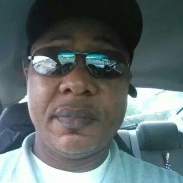 Chiedu Memeh, 56, Orlando, United States