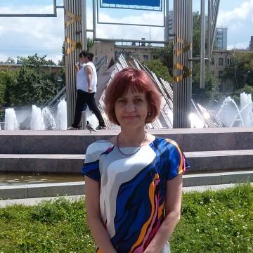 Irina Mironova, 45, Moscow, Russia