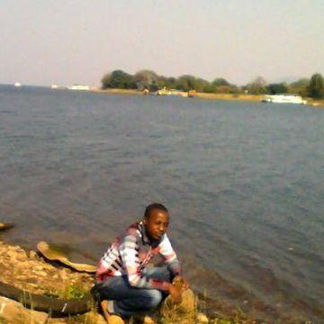 Tatenda Makina, 33, Harare, Zimbabwe