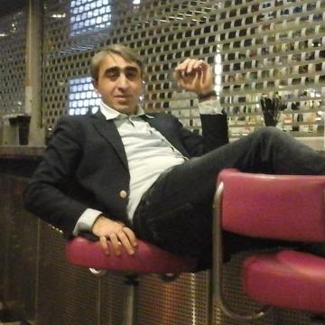 Carlo Lukeli, 43, Stockholm, Sweden