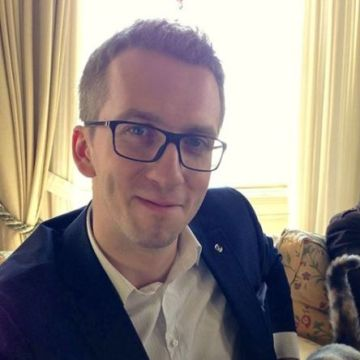 Adam Kurzzok, 34, Prague, Czech Republic