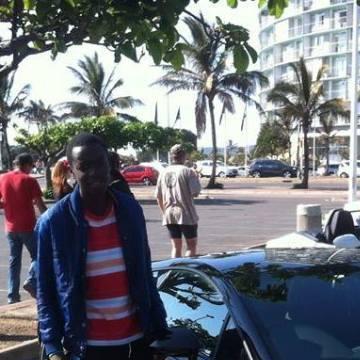 Francis Masialeti, 21, Ndola, Zambia