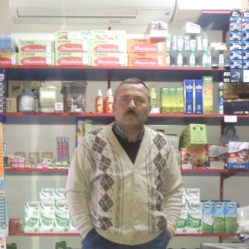 ZEKAİ, 51, Gebze, Turkey