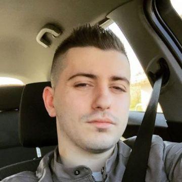 Lucio Gjergji, 22, Pistoia, Italy