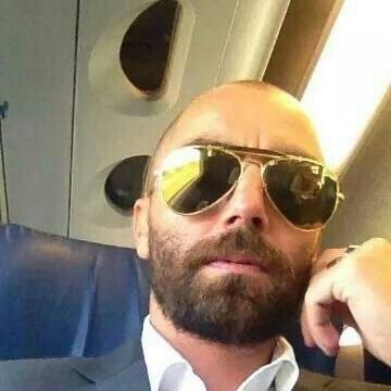 Alessio Fioravanti, 37, Firenze, Italy