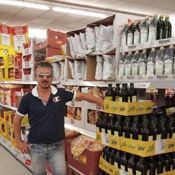 Giovanni Saccone, 44, Reggio Emilia, Italy