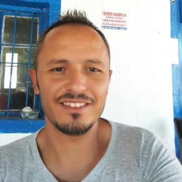 Muratcan Atletlet, 35, Izmir, Turkey