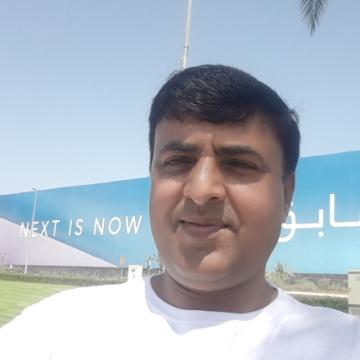 Nadeem Sarwer, 46, Dubai, United Arab Emirates