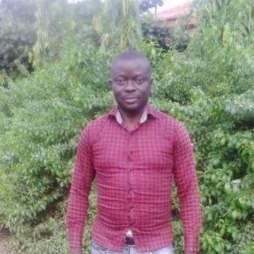 Daniel, 48, Lagos, Nigeria