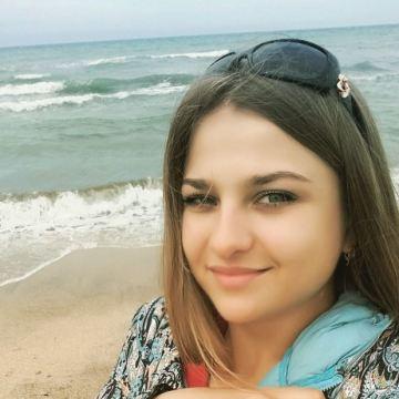 Oksana, 25, Kiev, Ukraine