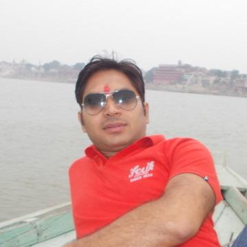 suresh singh yadav, 31, Varanasi, India