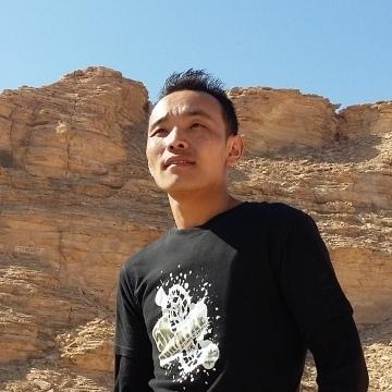 Huchung Hang, 21, Riyadh, Iraq
