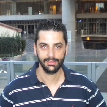 Αναστάσιος Βρούβας, 42, Athens, Greece