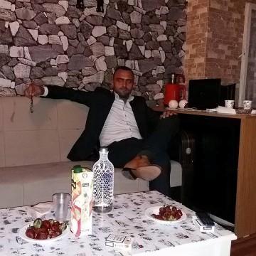 Aydın Ayar, 32, Istanbul, Turkey
