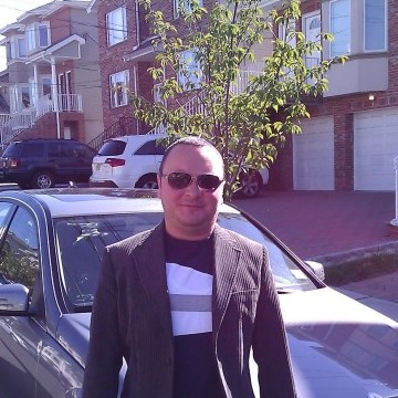 Okan Yuksel, 33, Istanbul, Turkey