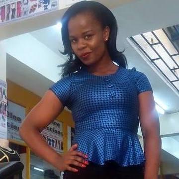 faith nzyuko, 28, Nairobi, Kenya
