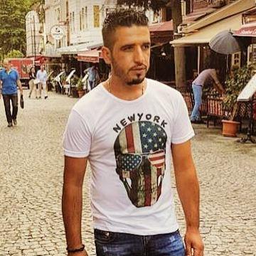Bulent Yildiz, 30, Istanbul, Turkey