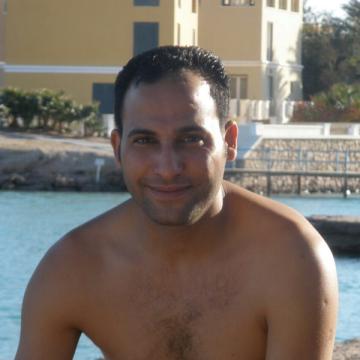 Hussein , 34, Hurghada, Egypt