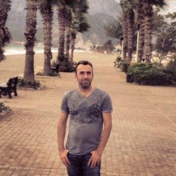 Erol Cebi, 37, Antalya, Turkey