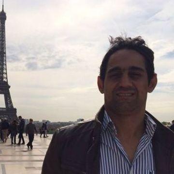 Walid Fahmy, 40, London, United Kingdom