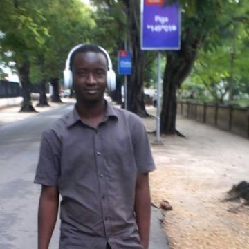 michael emmanuel, 24, Dar Es Salam, Tanzania