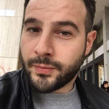 Carlo Trombetta, 32, Milano, Italy