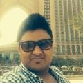 Bonny Gomes, 30, Dubai, United Arab Emirates