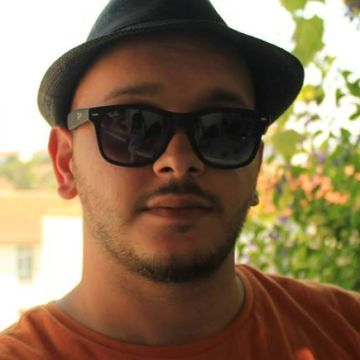 Şerif Osman Karaman, 29, Istanbul, Turkey