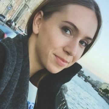 Антонина Бородина, 27, Saint Petersburg, Russia