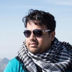 Junus Johnson, 32, Jeddah, Saudi Arabia