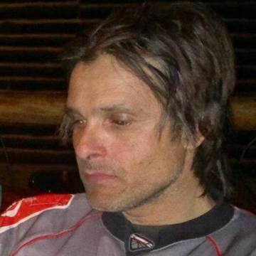 Zurdo Saint Martin, 48, Buenos Aires, Argentina