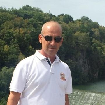 Ahmet Gugen, 48, Izmir, Turkey