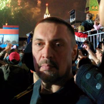 Sergey Krasnov, 46, Korolev, Russia