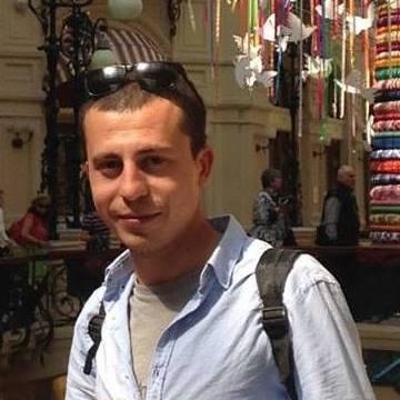 Tamer Yıldız, 29, Istanbul, Turkey
